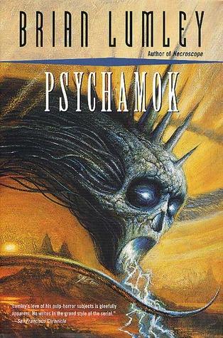 Psychamok (Psychomech #3) - Brian Lumley