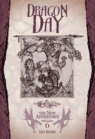 Dragon Day (Dragonlance: The New Adventures, #6)