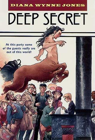 Read Deep Secret Magids 1 By Diana Wynne Jones