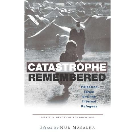 Palestine, Israel and the Internal Refugees: Essays in Memory of Edward W. Said