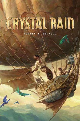 Crystal Rain by Tobias S. Buckell