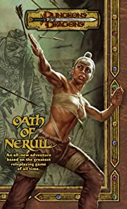 Oath of Nerull (Dungeons & Dragons Novel)