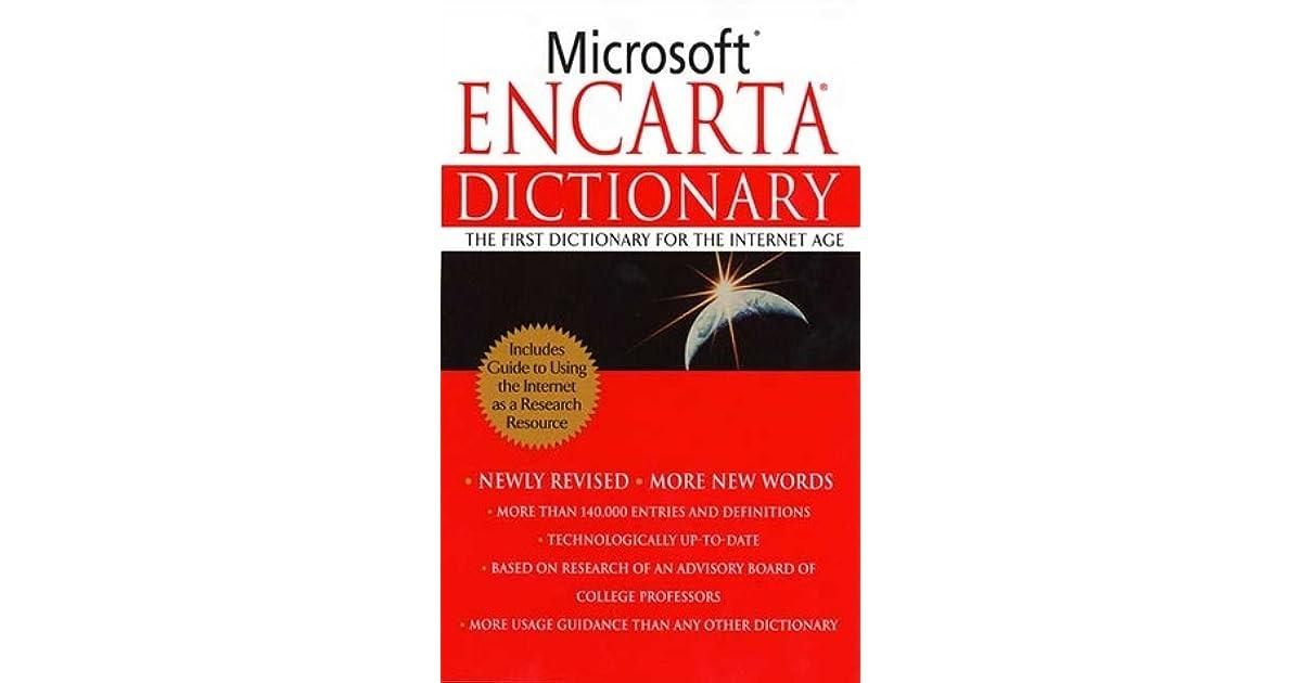 Encarta Dict