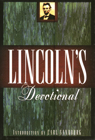 Lincoln's Devotional by Abraham Lincoln