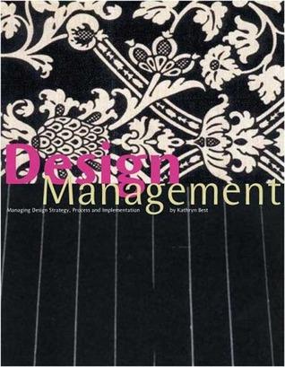 Design Management by Kathryn Best