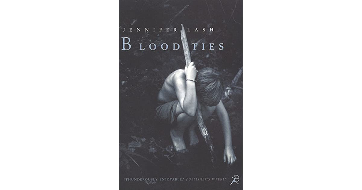 Blood Ties By Jennifer Lash