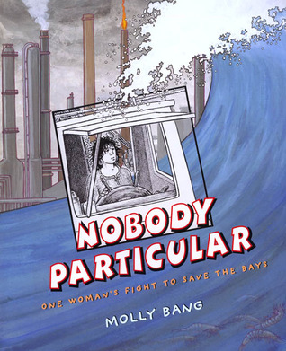 Nobody Particular cover art with link to Goodreads page