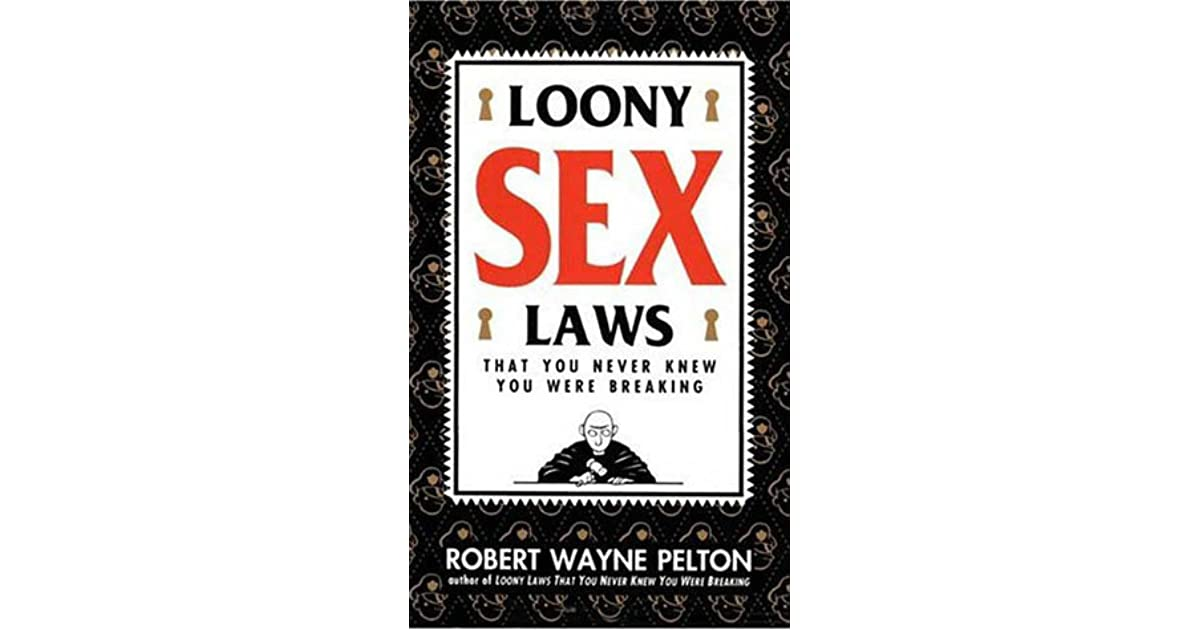 Breaking knew law loony never sex that were