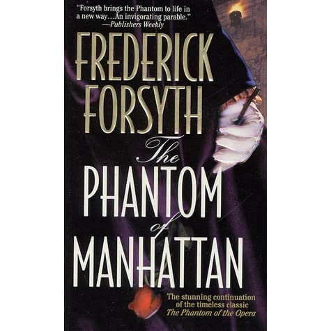 phantom of manhattan forsyth frederick