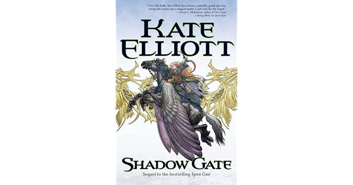 Shadow Gate Crossroads 2 By Kate Elliott