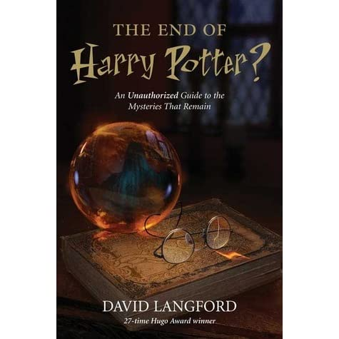 The End Of Harry Potter By David Langford