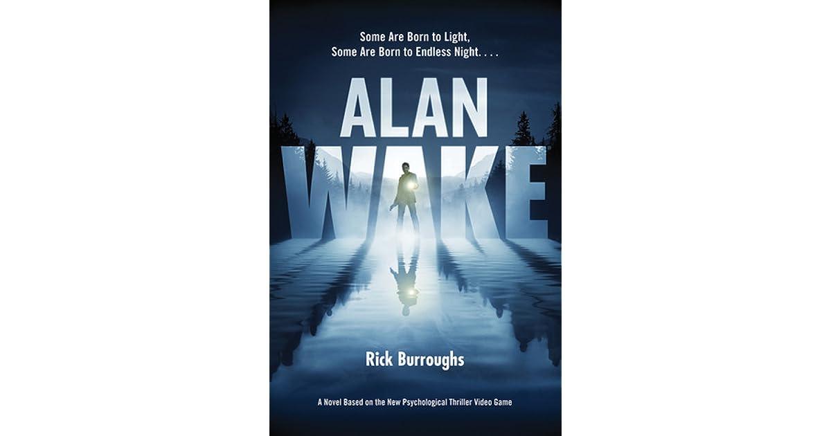 Alan Wake Book