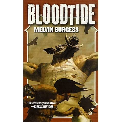 Bloodtide (Blood, #1) by Melvin Burgess