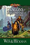 Dragons of Spring Dawning (Dragonlance: Chronicles, #3) cover