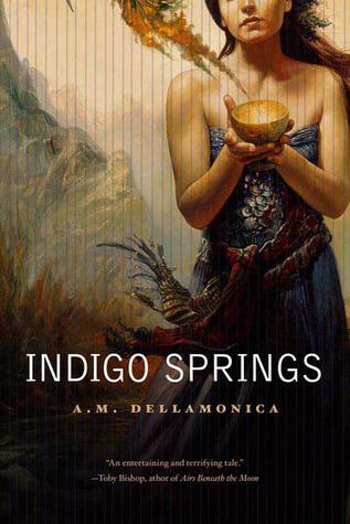 Indigo Springs (Astrid Lethewood, #1)