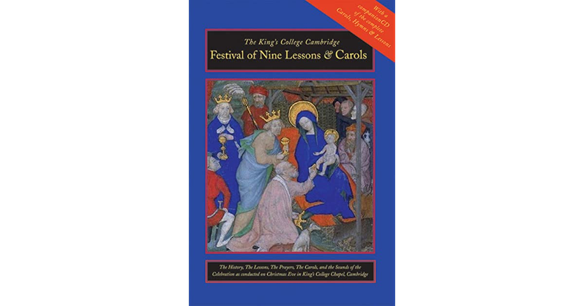 The Festival Of Nine Lessons And Carols By William P Edwards