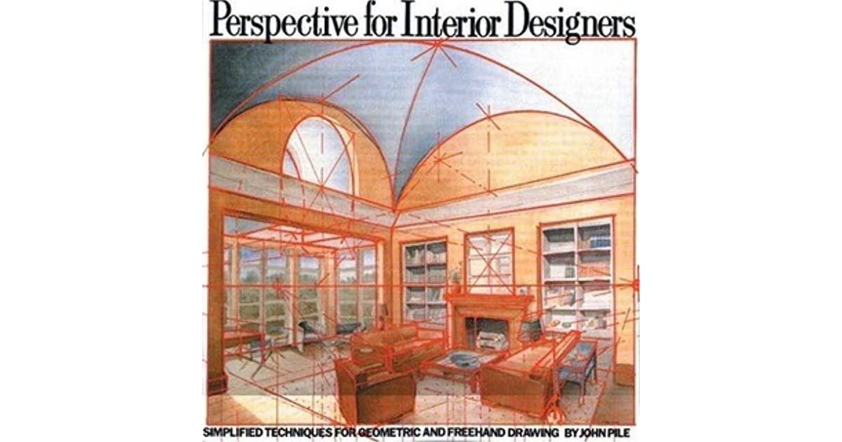 Perspective For Interior Designers By John F Pile