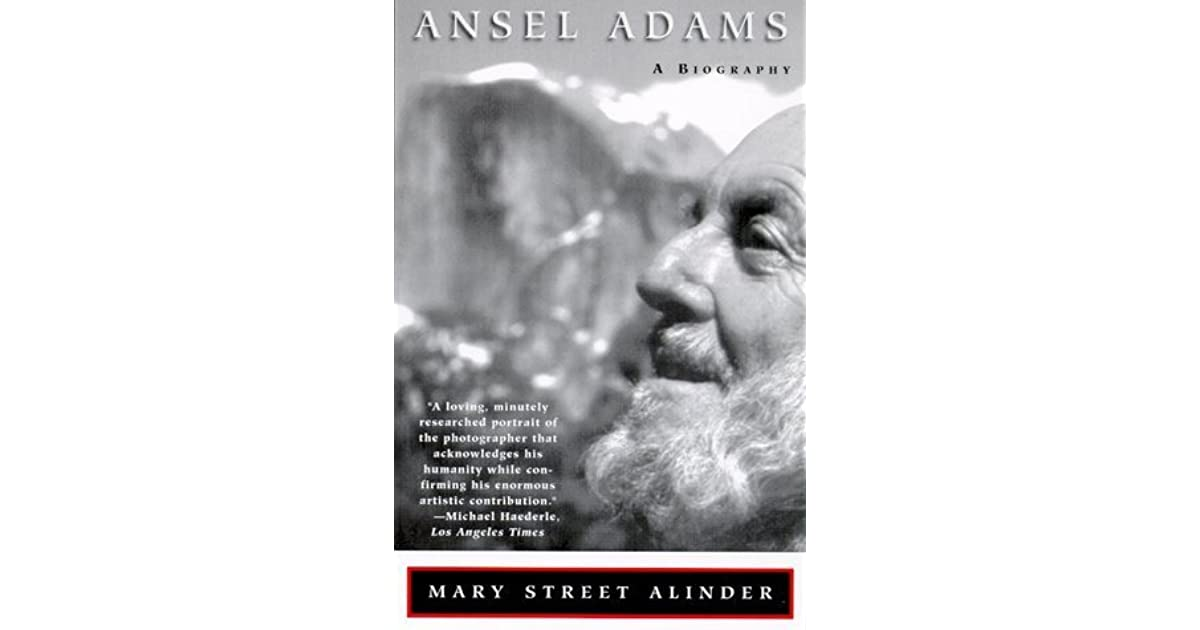 a biography of ansel adams