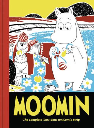 Moomin: The Complete Lars Jansson Comic Strip, Vol. 6