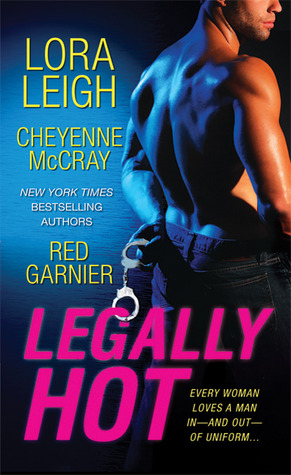 Legally Hot (includes: Wounded Warriors #2)