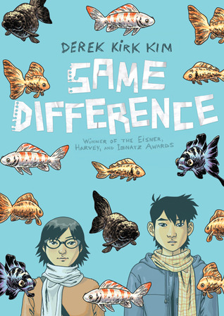 Same Difference by Derek Kirk Kim