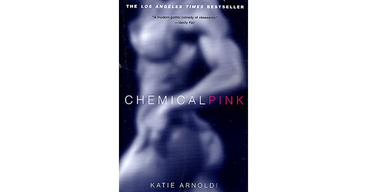 Chemical pink by katie arnoldi fandeluxe Choice Image