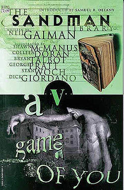 A Game of You by Neil Gaiman
