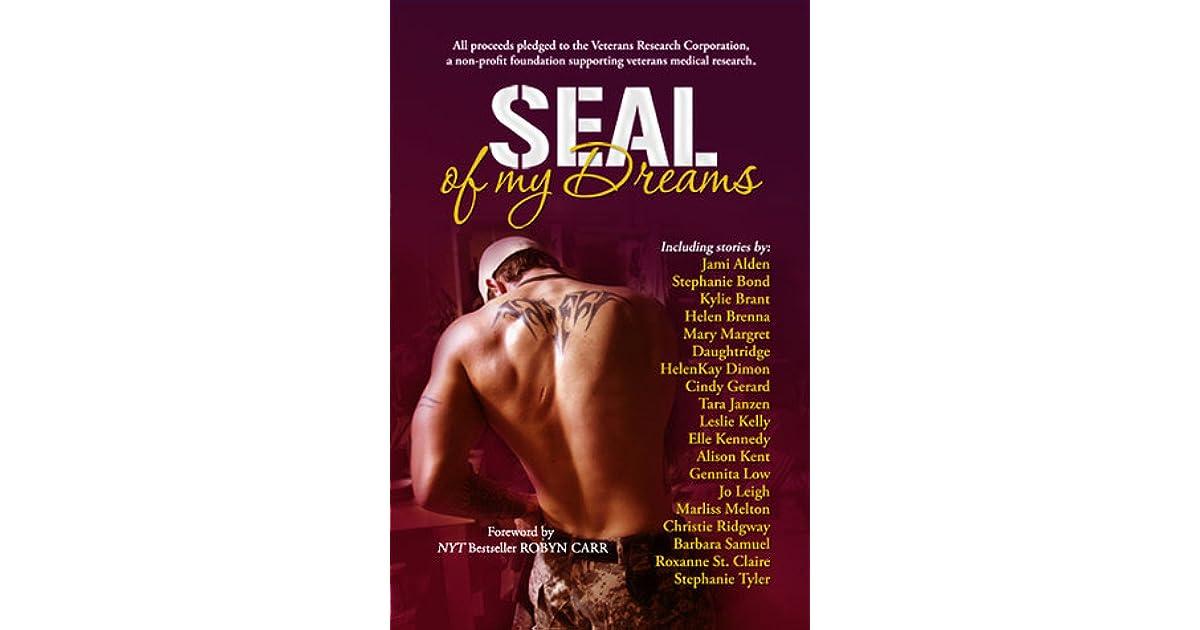 Seal Of My Dreams By Cindy Gerard