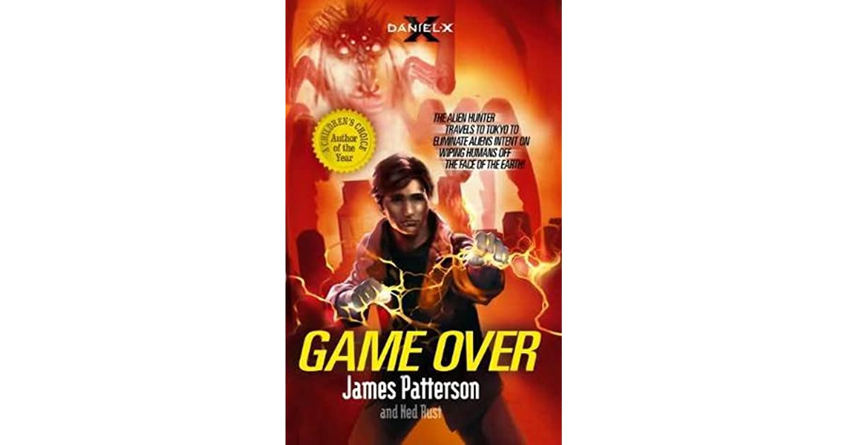 daniel x game over patterson james