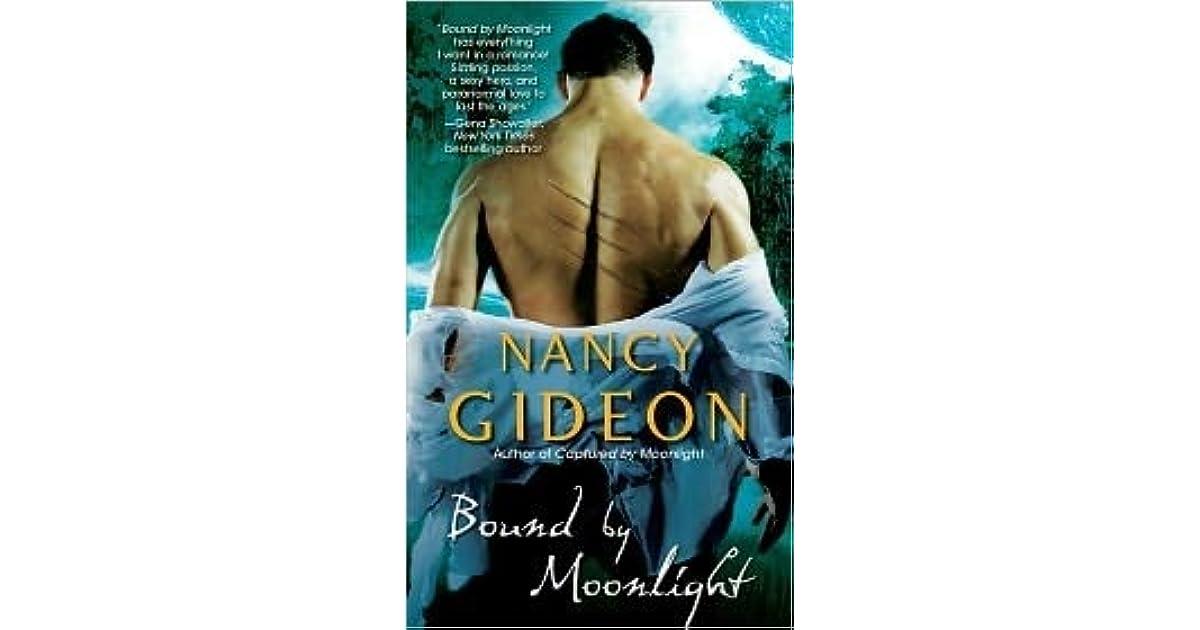 Bound By Moonlight Moonlight 4 By Nancy Gideon