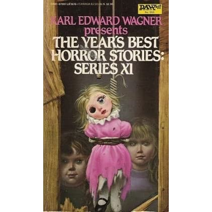 Image result for year's best horror stories