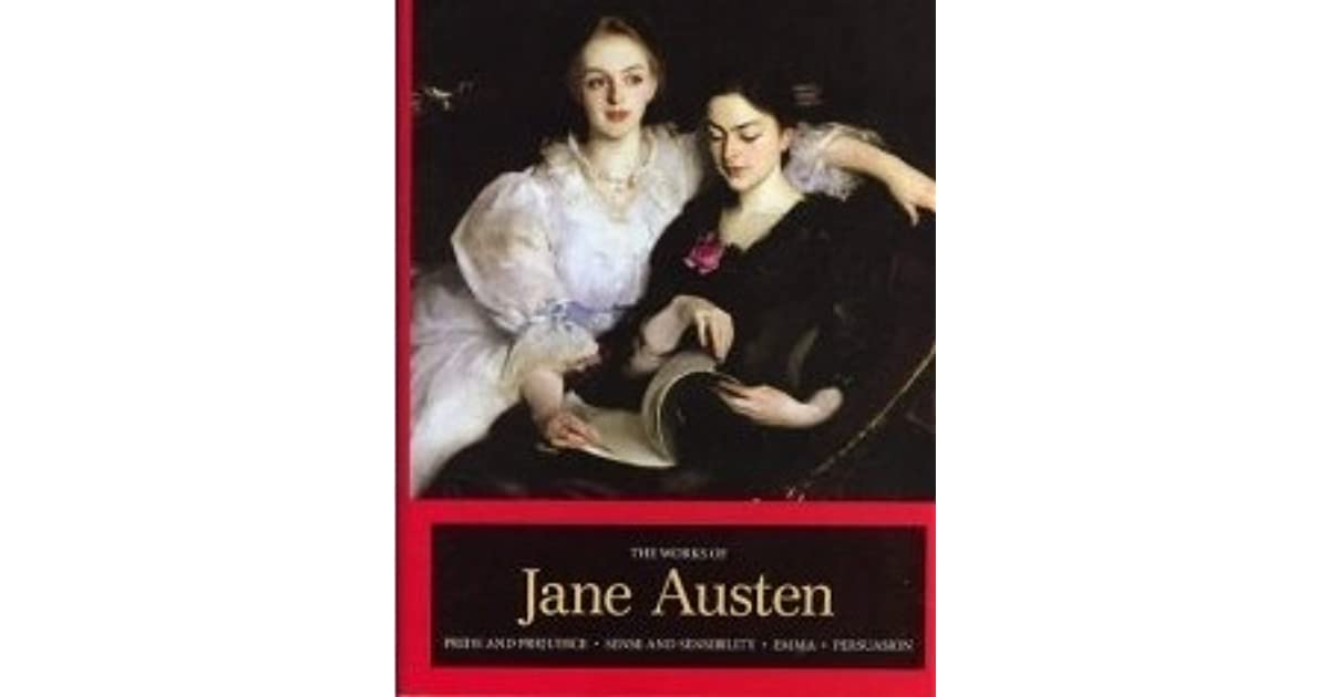 an analysis of jane austens works Dive deep into jane austen with extended analysis, commentary, and discussion as deeply rooted as the austens were in english her other works are lady.