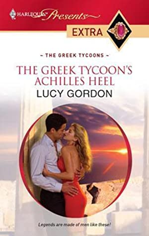 [KINDLE] ❁ The Greek Tycoon's Achilles Heel ❄ Lucy Gordon – Submitalink.info