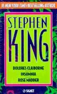 Dolores Claiborne/Insomnia/Rose Madder