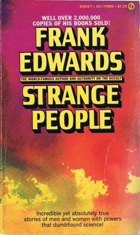 Strange People book cover