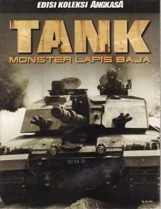 Tank: Monster Lapis Baja by Tim Penyusun Edisi Koleksi Angkasa