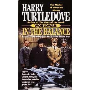 in the balance worldwar 1 by harry turtledove