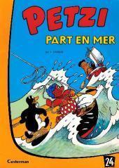 Petzi Part en Mer (Petzi, #24)