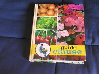 Guide Clause - Traité Des Travaux De Jardinage