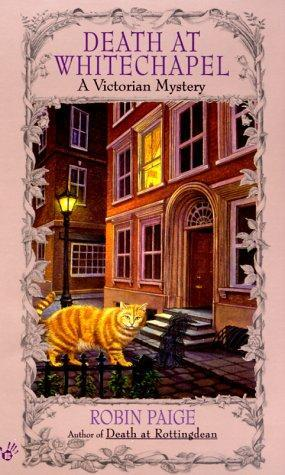 Death at Whitechapel (Kathryn Ardleigh, #6)