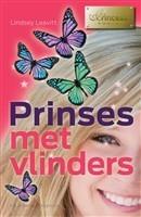 Prinses met vlinders