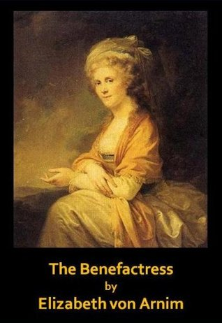 The Benefactress book cover