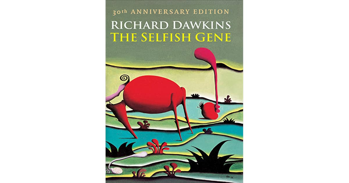 a critique of the selfish gene by richard dawkins See all books authored by richard dawkins, including the god delusion, and the selfish gene, and more on thriftbookscom  god, the devil, and darwin: a critique.