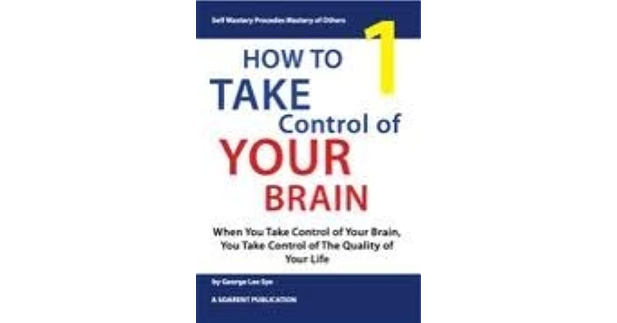 how to take control of your life book