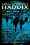 The Missing Collection by Margaret Peterson Haddix: Found; Sent; Sabotaged; Torn