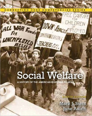 Social Welfare: A History of the American Response to Need