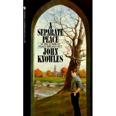 a separate peace coming of age essay A separate peace is a story about growing up and facing adulthood the boys live and go to school in a very safe place at the devon school, but as they mature, they learn from their mistakes and.