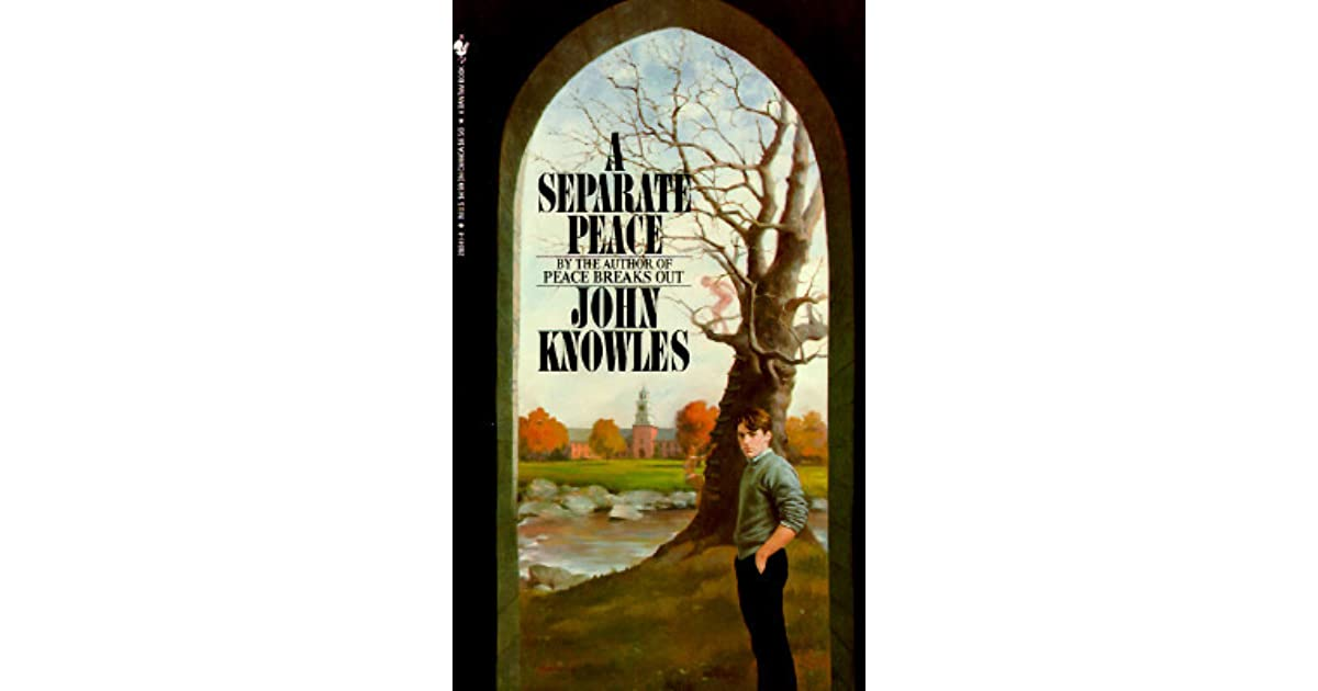 a separate peace by john knowles An american classic and great bestseller for over thirty years, a separate peace is timeless in its description of adolescence during a period when the entire country was losing its.