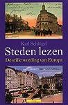 Steden lezen: De stille wording van Europa