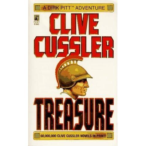 Ebook Treasure Dirk Pitt 9 By Clive Cussler